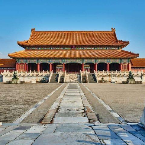 Ciudad Prohibida (Pekin)