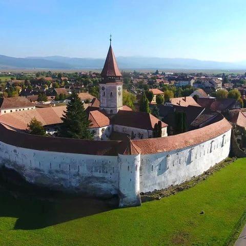 Prejemer iglesia fortificada