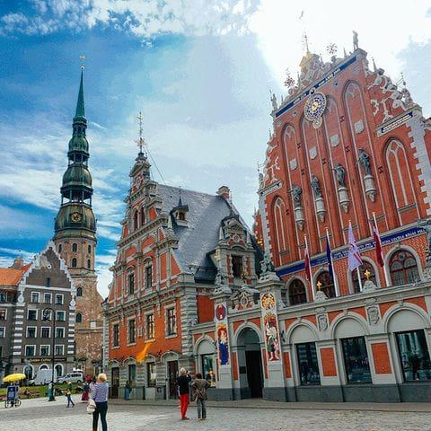 Riga (Patrimonio de la UNESCO)