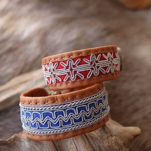 Brazalete tradicional Sami