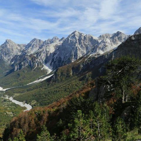 Parque Nacional Valbona (Albania)