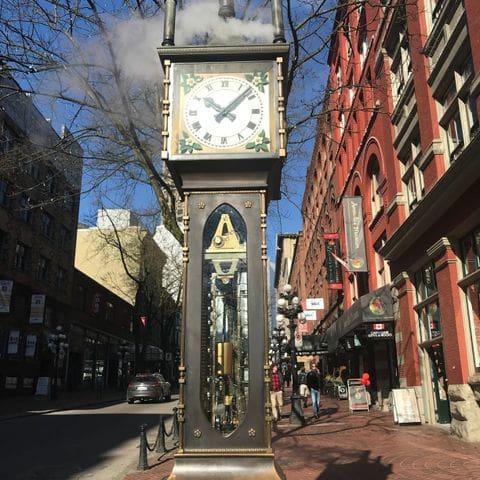 Reloj de vapor (Vancouver)