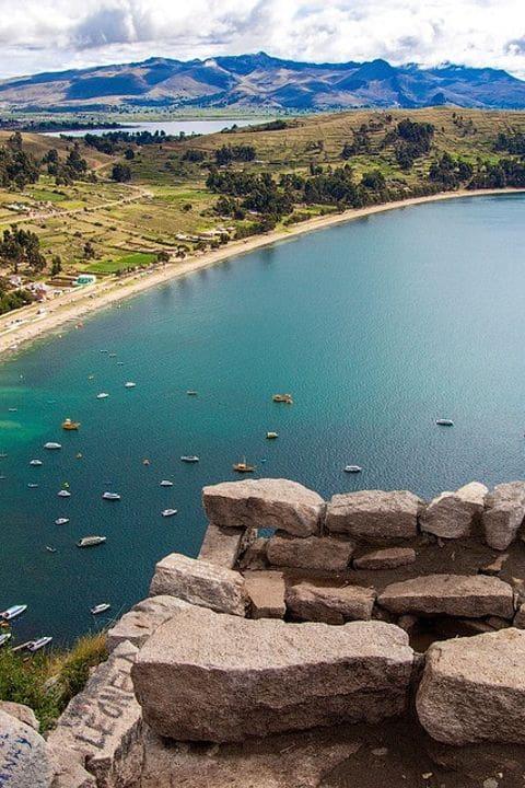 copacabana (Lago Titicaca)