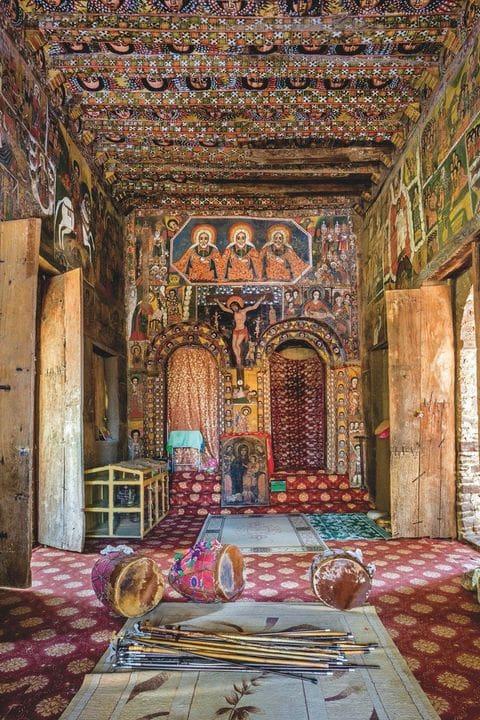 Debre Berhan Selassie