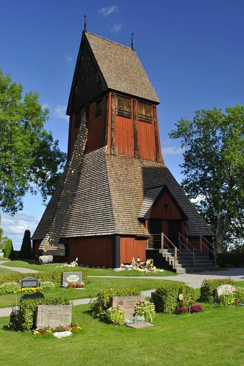 Iglesia de madera de Gamla