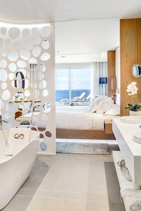 Hab. junior suite vista al mar