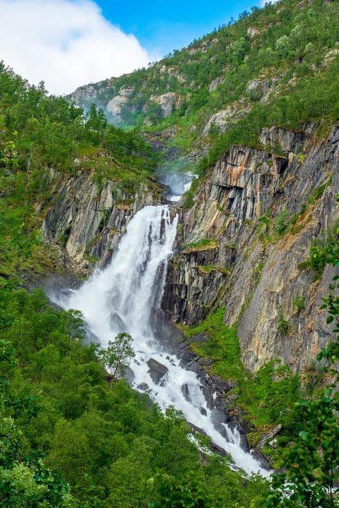 Cascada de Hiv