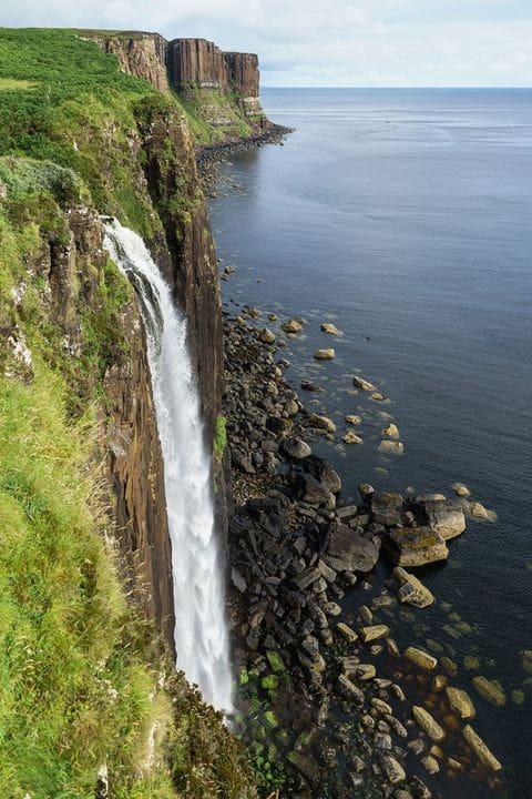 Kilt Rock (Isla de Skype)