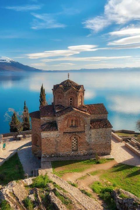 Lago Ohrid