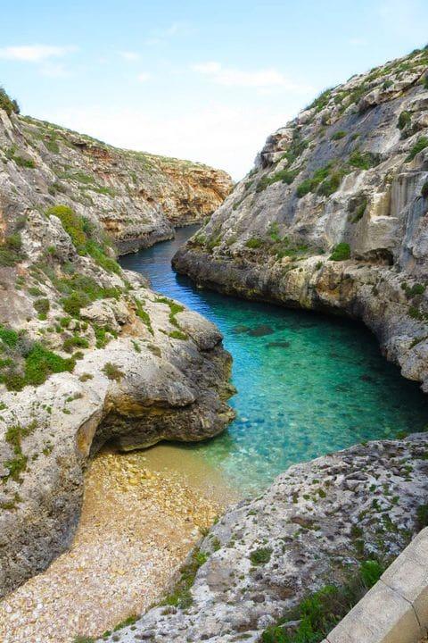 Wied il Ghasri (Gozo)
