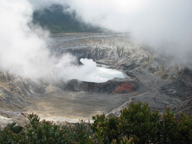 Volcà Poas