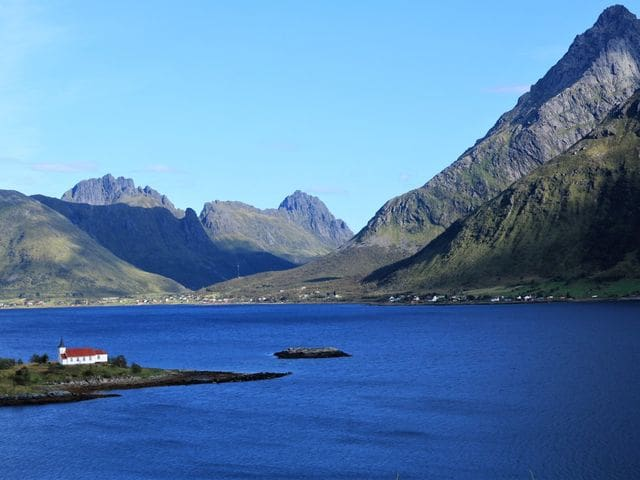 Kvaenangen (Noruega)