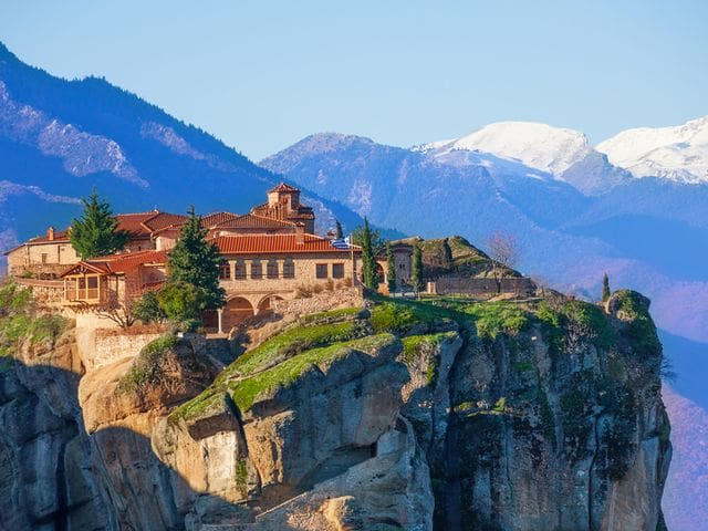 Monasterio de la Santísima Trinidad (Meteora)