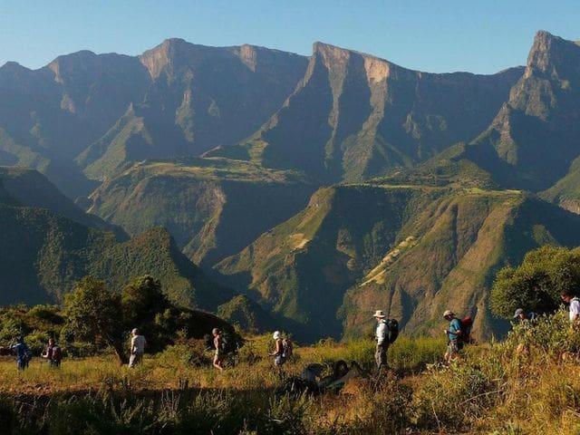 Montañas de Simien