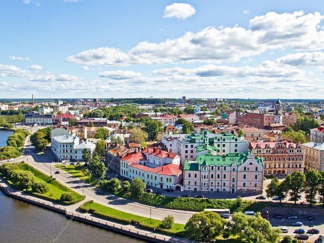 Viborg (Rusia)