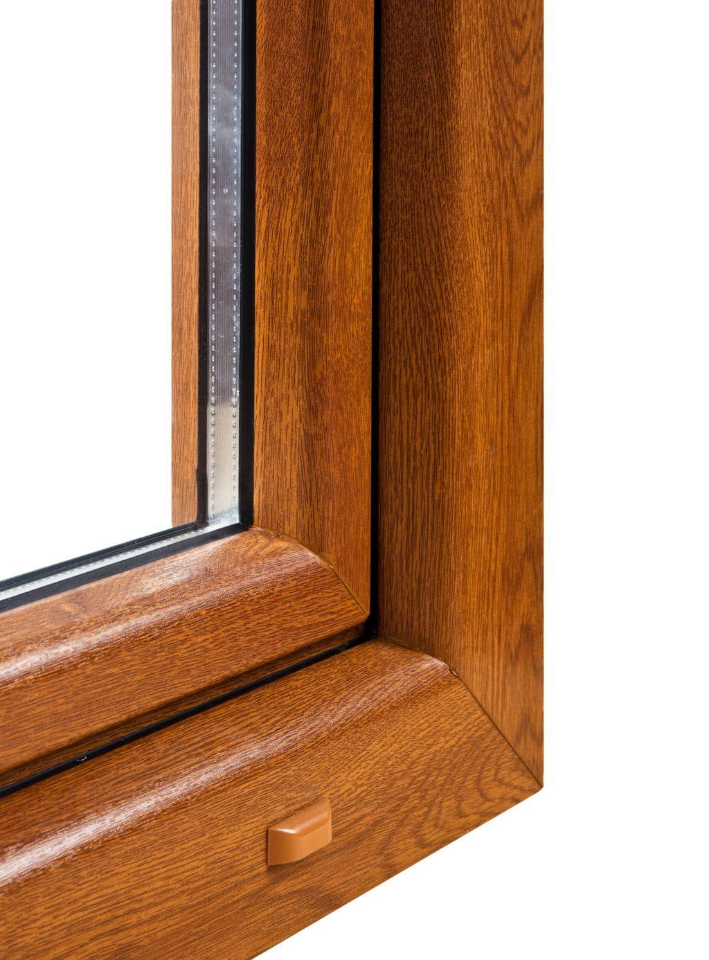 Ventanas pvc imitacion madera cheap ventanas termopanel - Pvc imitacion madera ...