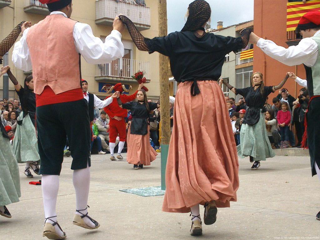 Der Tanz von Cornut (Cornellà del Terri)