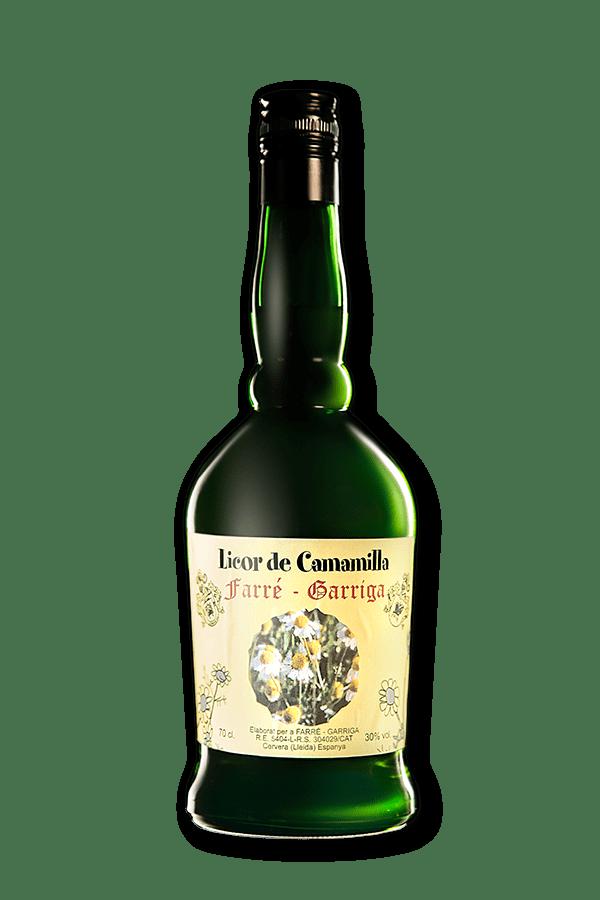 LICOR DE CAMAMILLA FARRÉ-GARRIGA