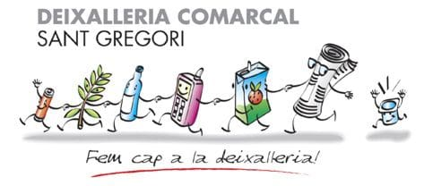 Logotip: Judit Castañer Casanovas. Escola CEIP Agustí Gifre de Sant Gregori
