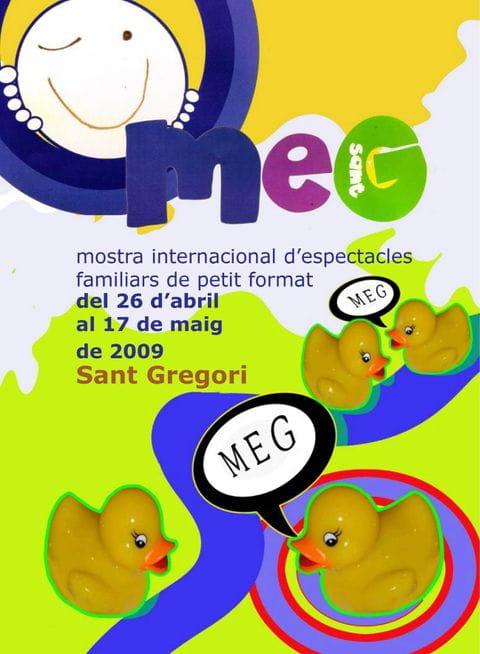 Programa MEG 2009