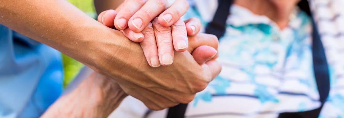 Servicio de atención domiciliaria para las personas mayores