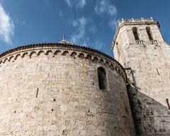 Iglesia de Sant Pere de Besalú
