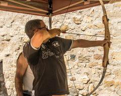 Taller de tiro con arco