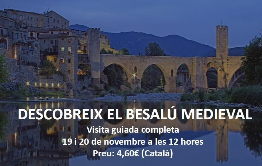 Visita Guiada Besalú Medieval
