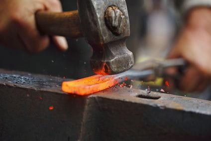 Fira de forjadors i artistes del ferro