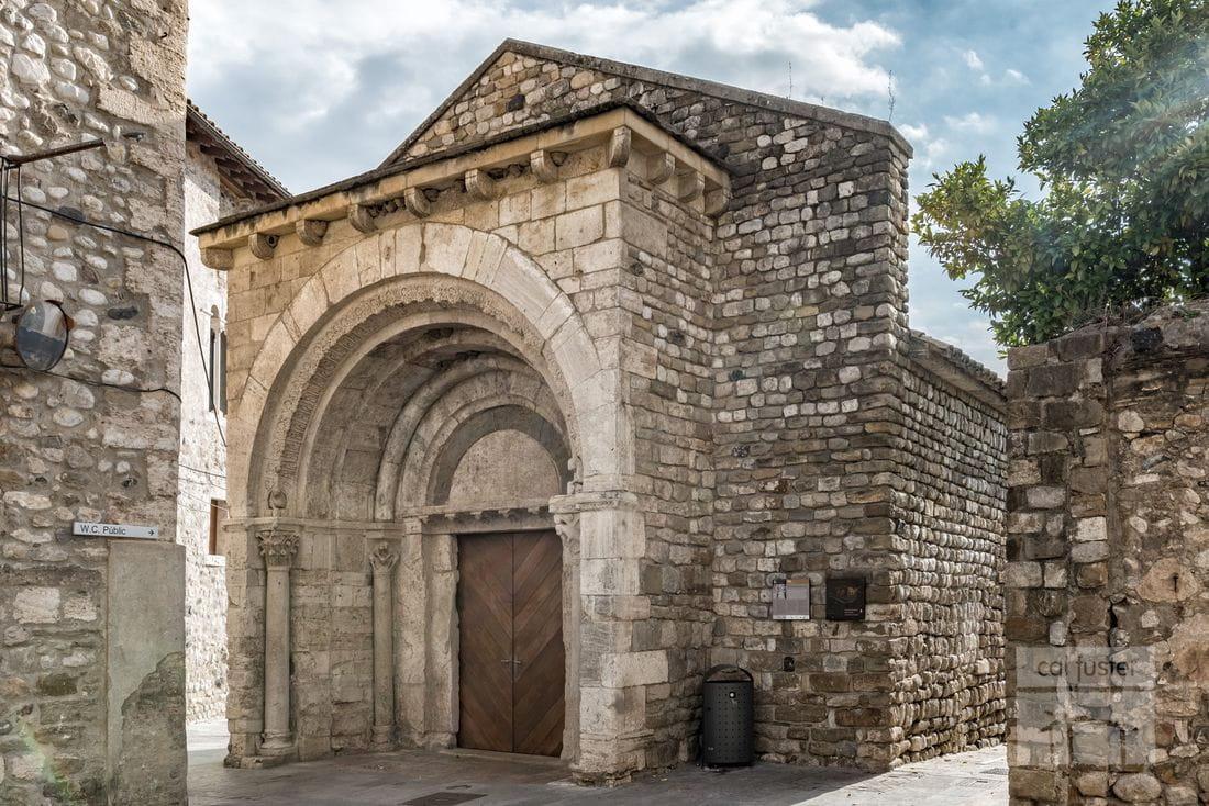 Hospital de Sant Julià de Besalú