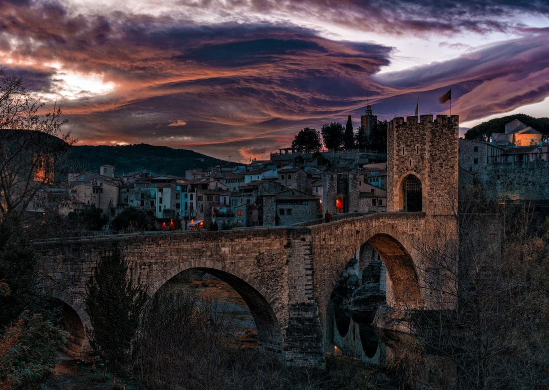 El pont de Besalú