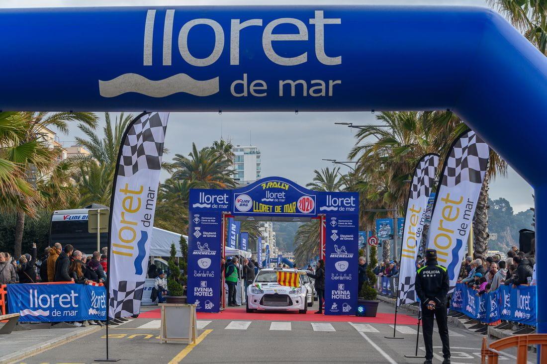 7 Rally Lloret de Mar