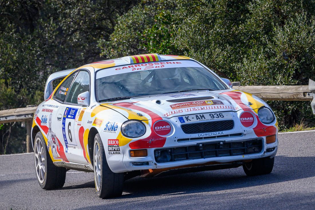 Richard Genesca-Jean René Villani (Toyota Celica GT-Four ST205)