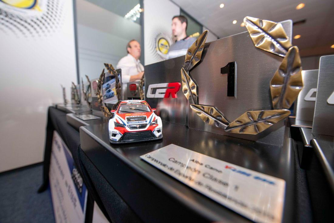 Entrega de Trofeos 2019