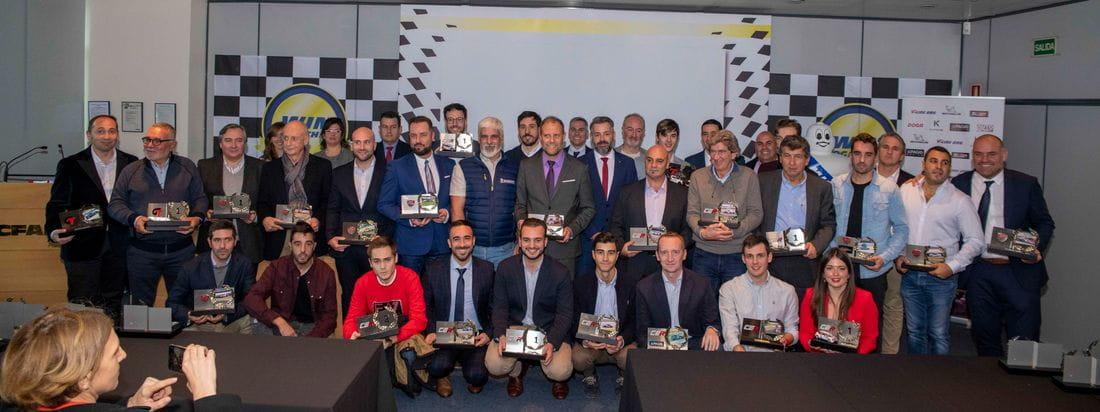 Entrega de Trofeos GT-CER y CECLY 2019