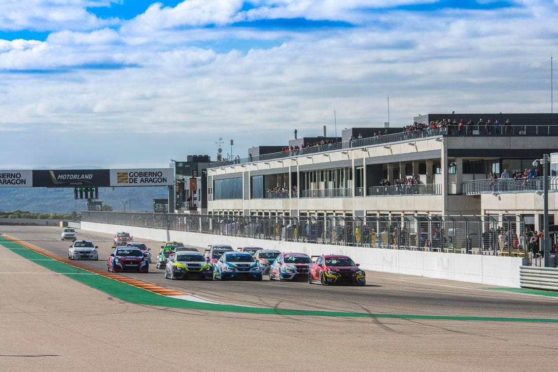 GT-CER 2019 - MotorLand Aragón