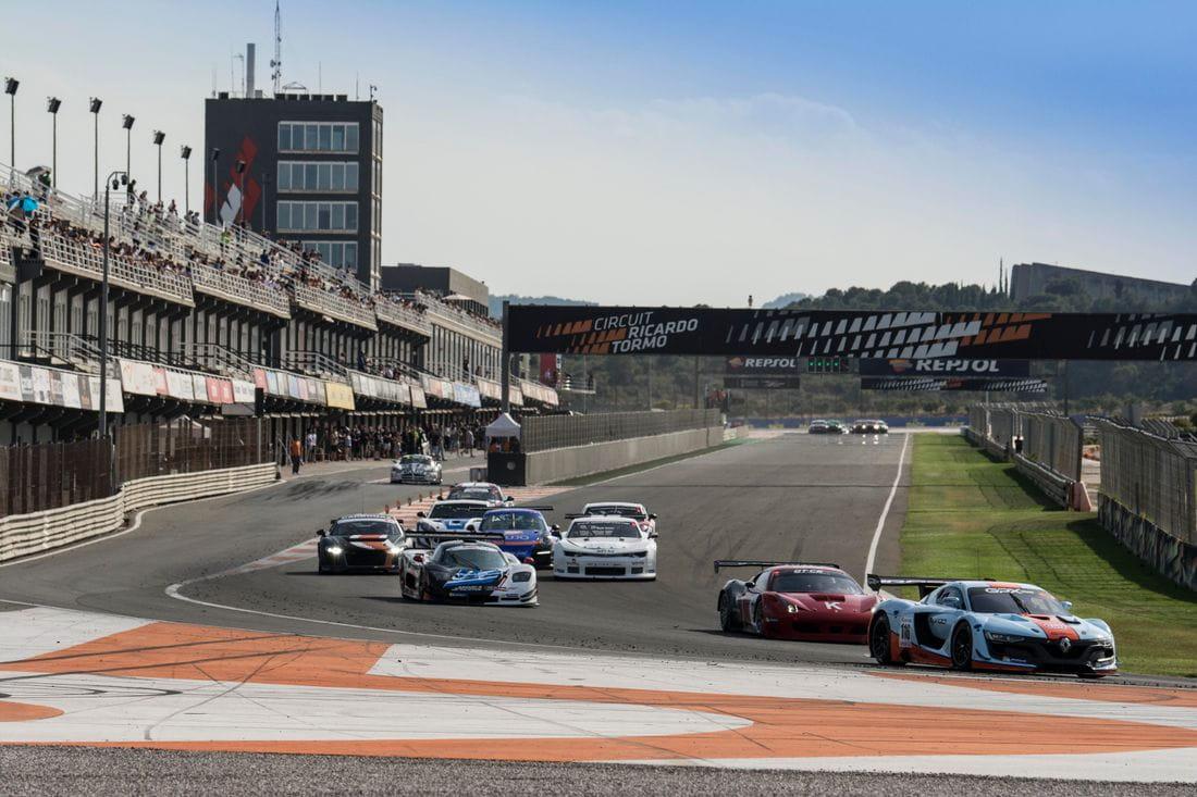 GT-CER 2019 - Valencia 22 de junio 2019