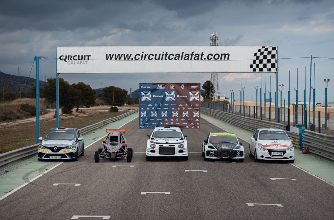Campeonato de Catalunya de Rallycross RXCAT
