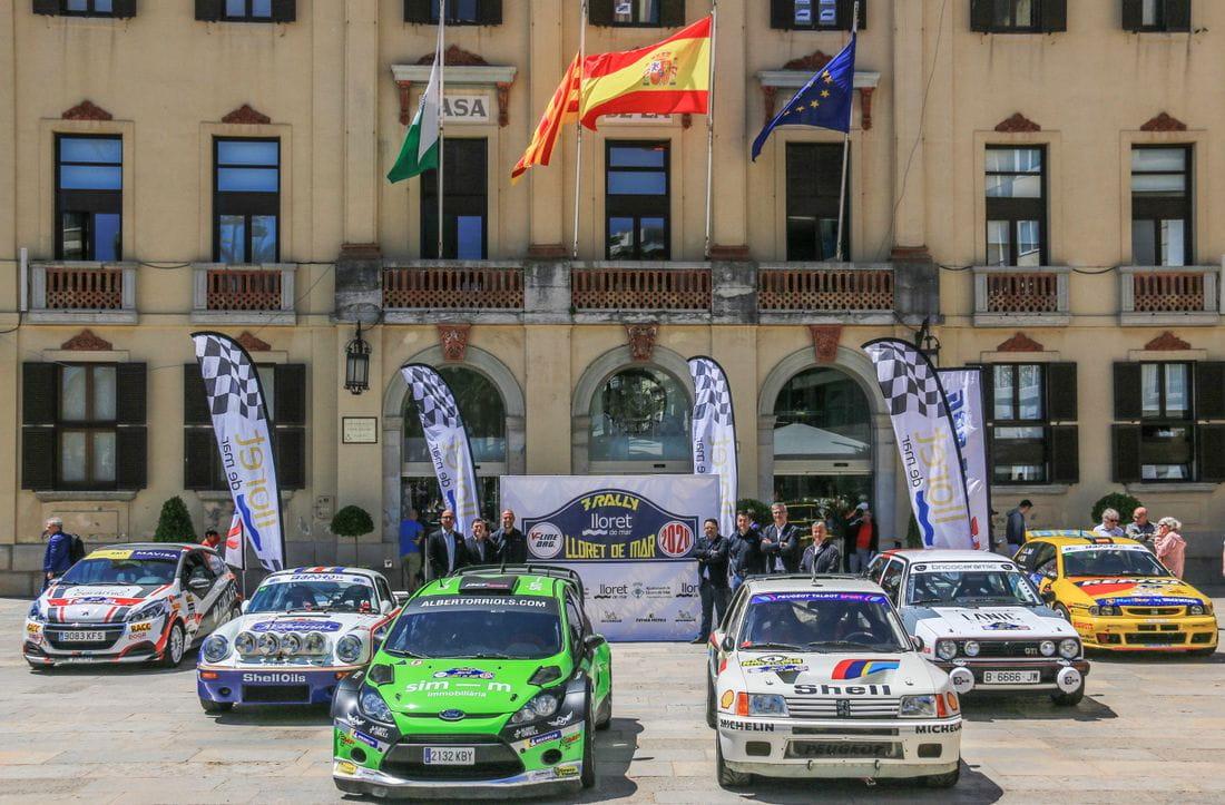 Presentació del 7 Rally Lloret de Mar - 7 de maig 2019