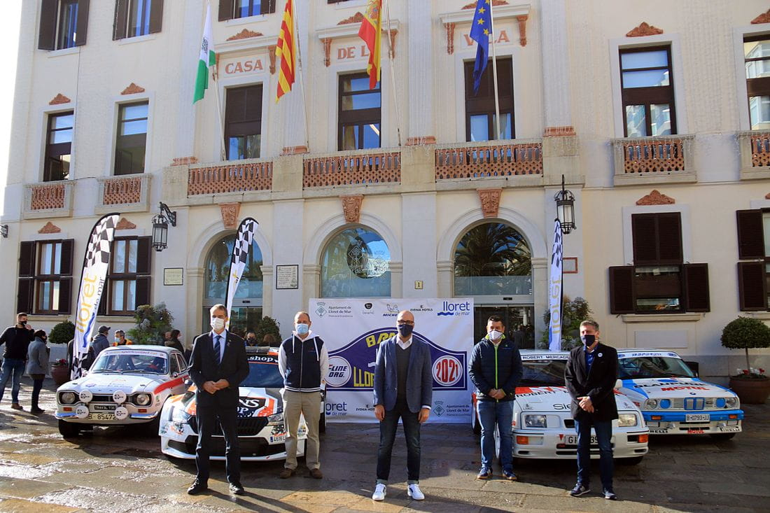 Presentación 8 Rally Lloret de Mar