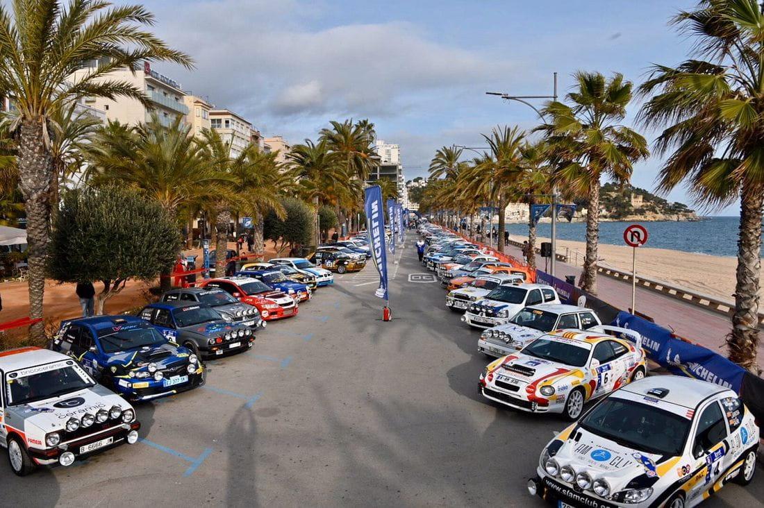Parc tancat 7 Rally Lloret de Mar