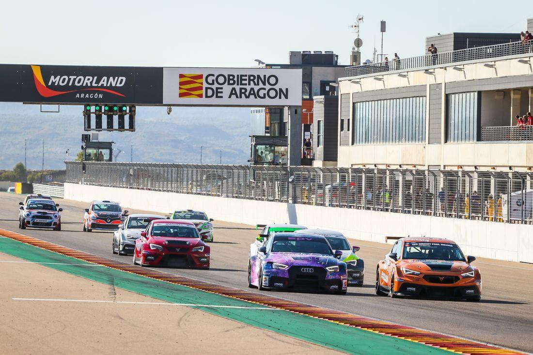 GT-CER MotorLand Aragón