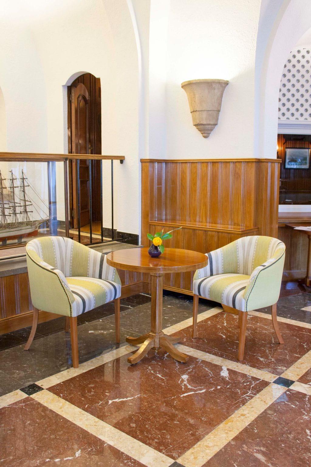 Hotel la gavina crearte collections for Hotel la gavina