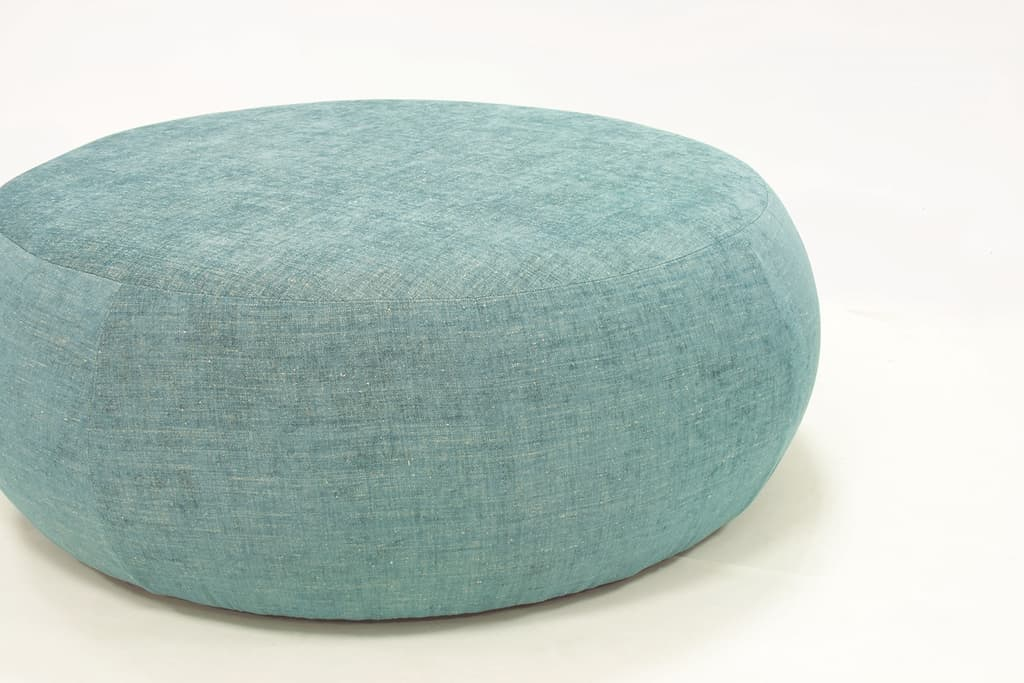 Pouff circus contemporain for Pouf contemporain