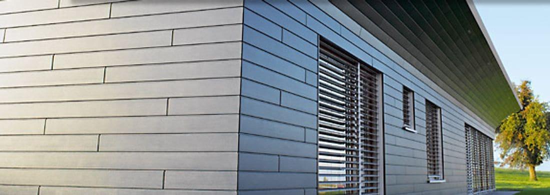 Viviendas con rostro propio. Sistemas de fachadas innovadores, duraderos y resistentes a la intemperie que abren las puertas a multitud de posibilidades de planificación y diseño.