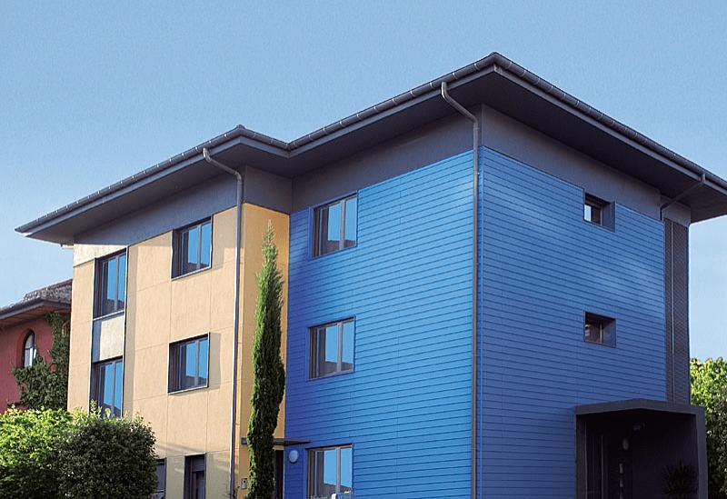 Revestimiento para fachada