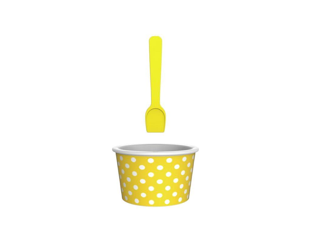 Tarrina melamina para helado cuchara - Cuchara para helado ...
