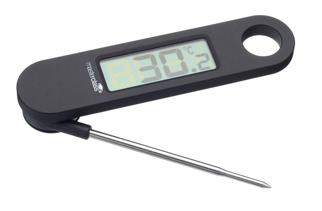 Term metro digital con sonda for Termometro digital cocina