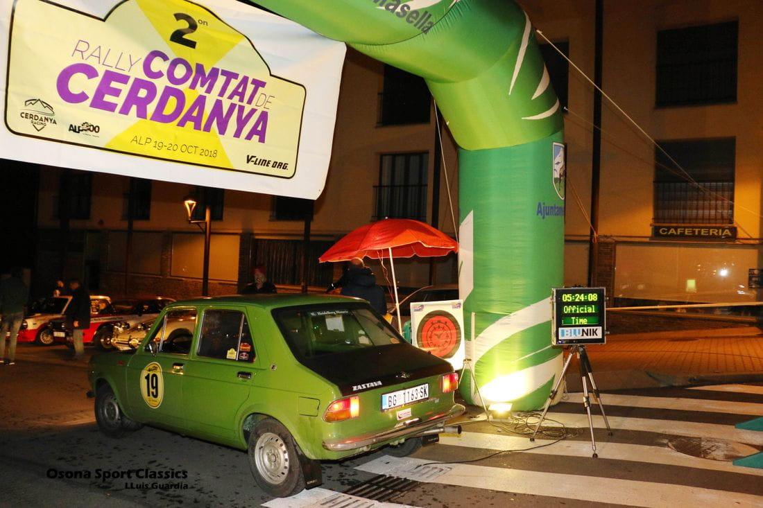 2on Clàssic Comtat de Cerdanya, 2018