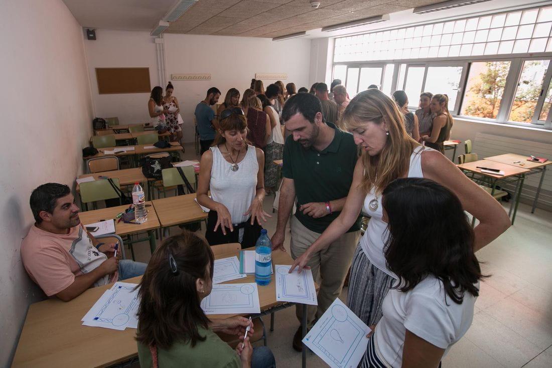 Seminario de pedagogías ágiles celebrado en la Vall d'Aro